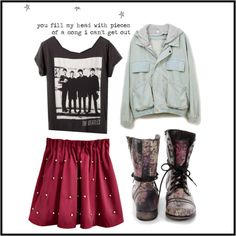 """I Don't Care What You Think, As Long As Its About Me"" by lgnhome ❤ liked on Polyvore"