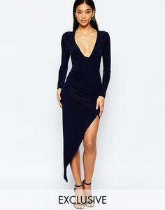 Club l black dress girls