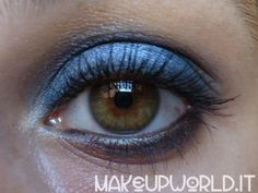 """Make up Tutorial – """"Changing Blue"""" #makeup #trucco #makeuptutorial #tutorial #howto #beauty #eyeshadow #mascara #eyeliner #lipstick #foundation #blush #beautyreview #beautyblogger"""