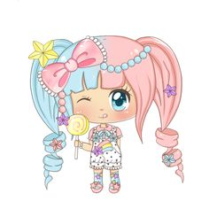 Chibi PNG Transparent