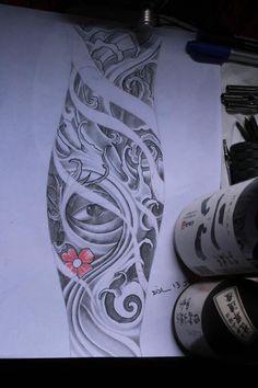 Tattos oriental