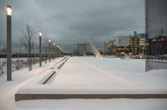 [daily dose of imagery] 01.02.13    Sherbourne Common || Panasonic GH3/Lumix12-35@12 | 1/60s | f2.8 | ISO400