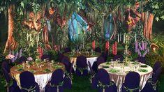 Image detail for -Backdrops Fantastic - Backdrops in Action - FY 004 Fantasy Forest 1