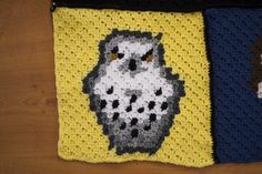 HP Square 12 Hedwig