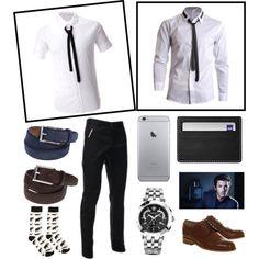 White Shirt Men, White Shirts, Mens Fashion Blazer, Fashion Men, Designer Clothes For Men, Designer Clothing, Boutique Clothing, Celebrity Style, Outfit Ideas