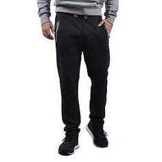 Body Action MEN SLIM FIT TECH PANTS (023734)