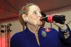 Former Secretary of State Madeleine Albright burns Conan O'Brien on Twitter | WJLA.com