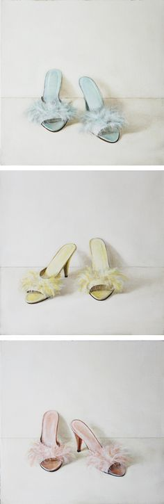 """""""Slippers""""by Holly Farrell"""