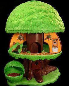 Casa del árbol / Tree house