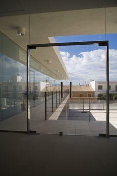 Cultural Center in Son Ferriol / Jordi Herrero + Sebastián Escanellas