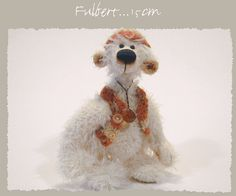 Handmade Collectible Artist Bears