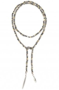 ZOE LARIAT NECKLACE  ZOE LARIAT NECKLACE  $104.00  item # N281  To order, click the image or host a Trunk show and earn free jewelry!