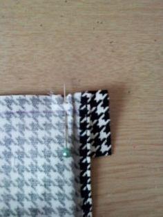 簡単なお人形用のプリーツスカートの作り方☆ | ☆簡単に作る人形服☆ Tie Clip