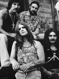 Black Sabbath in 1970: 'Black magic is not our scene'   Dangerous Minds