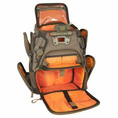 Amazon.com : Wild River by CLC WN3503 Tackle Tek Recon Lighted Compact Backpack (Trays Not Included) : Fishing Tackle Storage Bags : Sports & Outdoors