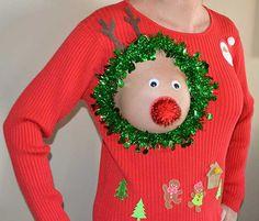 Siempre es bueno un poco de humor en Navidad...