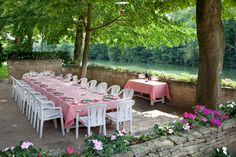 -> Séminaire bord de Marne - Réception restaurant Val de Marne