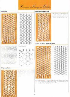 lecciones de encajes de bolillos (labores del hogar) - Maria Lucia Muñoz - Álbumes web de Picasa
