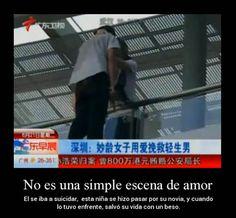 No es una simple escena de amor - Carteles de amor - http://www.fotosbonitaseincreibles.com/no-es-una-simple-escena-de-amor-carteles-de-amor/