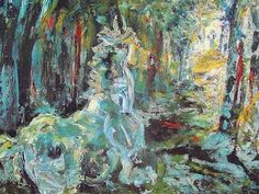 Jack Yeats, I've loved this painting since my trip to Ireland.