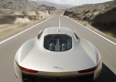 C-X75 by Jaguar  (oh no... a contemporary car)