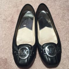 Michael  Kors Ballet Flats Black Micheal Kors Fulton Ballet flats. Worn for one season. MICHAEL Michael Kors Shoes Flats & Loafers