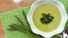 Slow Cooker Asparagus Soup
