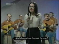 """Nana Mouskouri - The 59th Street Bridge Song ( Feelin' Groovy) - C'est Bon le Vie  Avec le Groupe Les Athéniens (Lyrics anglais et français) Paul Simon / A. Garfunkel """"C'est Bon le Vie'"""