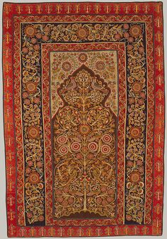 Persian rug 19th century Iran (Rasht) Wool