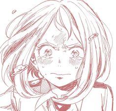 Boku no Hero Academia    Uraraka Ochako