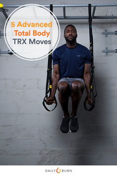 Build strength, stamina and stability with the TRX Duo Trainer. These next-level TRX training exercises sculpt your upper body and your core. Bodyweight Upper Body Workout, Quick Full Body Workout, Amrap Workout, Trx Training, Training Exercises, Strength Training, Cross Training, Daily Burn, Online Yoga