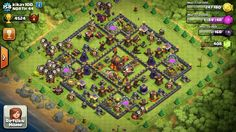 Level one mortar on top player's base!!!