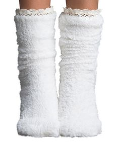 Another great find on #zulily! Powder Plush Bootie Slipper Socks #zulilyfinds