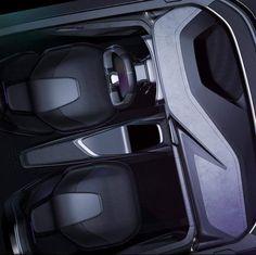 Car Interior Sketch, Car Interior Design, Interior Design Sketches, Truck Interior, Car Design Sketch, Interior Rendering, Interior Concept, Automotive Design, Car Sketch