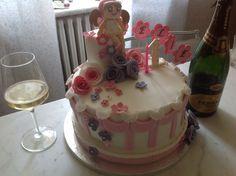 First year cake