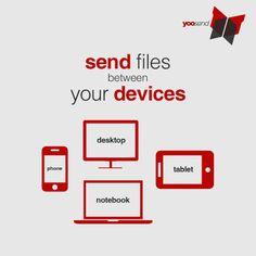 Revolution began, now you can send files of any size and any type to all your devices!!!