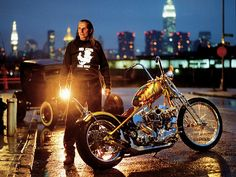 The Legend Indian Larry with the Rat Fink Tribute to Ed 'Big Daddy' Roth