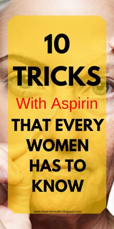 Beneath are 10 aspirin tricks every woman should know about! Everyone knows that Aspirin is used to treat fever, arthritis, swelling and alleviate pain but did you know that you can use aspirin to cure so many other mild to moderate health problems? Hair Melt, Healthy Habbits, Getting Rid Of Dandruff, Health Anxiety, Insect Bites, Aspirin, How To Treat Acne, How To Get Rid, Every Woman