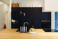 Adventtikynttilät johdattavat jouluun. Dry Gin, Conference Room, Kitchen Cabinets, Table, Furniture, Home Decor, Decoration Home, Room Decor, Cabinets