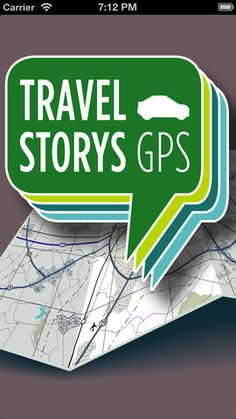 A free iPhone/Android app that allows you to listen to GPS-enabled audio tours of the Yellowstone / Jackson Hole area. The tour is GPS triggered, so as you drive from point A to point B, the app is synched with the landscape and triggers mini-podcasts abo