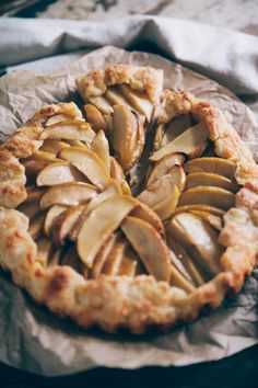 In case you were wondering, the difference between a Galette and pie is the vodka and cheese in the crust!  I am going to have to try this ;)