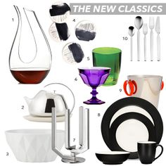 Brides: New Wedding Registry Classics for Brides and Grooms