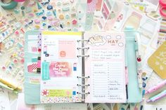 how i use my personal planner « ariestrash