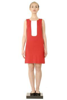 Jersey Shiftkleid von ulliKo jetzt auf nelou.com shoppen. Und 5500 weitere Designs mehr.