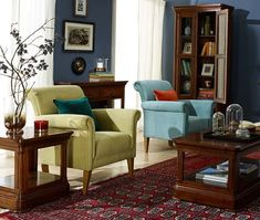 How to Choose an Accent Chair | Oak Furniture Land