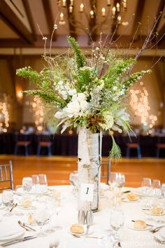 Jenna & Trent Watson, photo by: Eric Asistin Photography Art in Bloom Floral Designs