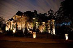Custom In Town Estate Lighting Project in Buckhead(Brookhaven), GA :: Hometalk