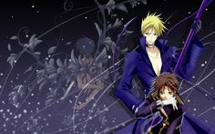 Tags: 07-ghost, Teito Klein, Frau (07-ghost)