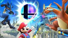 final smash orb cake   Every Final Smash in Super Smash Bros. for 3DS