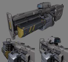 The Art of DOOM – Weapons | Bethesda.net                                                                                                                                                                                 Mais